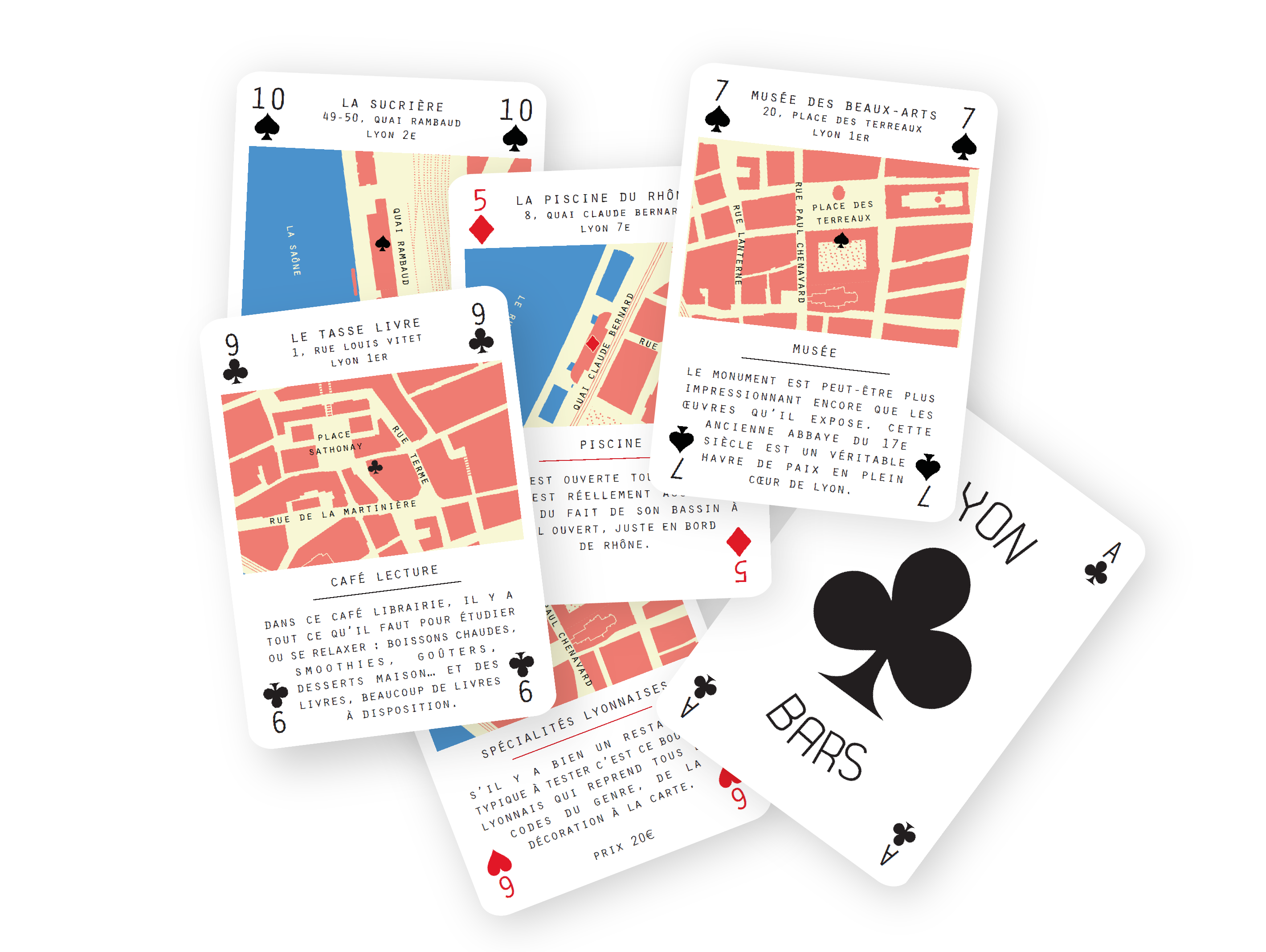 Jeu de cartes – Lyon